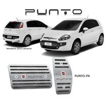 Pedaleiras Personalizadas Em Inox Punto 2013 Automático