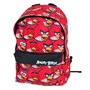 Mochila Angry Birds Vermelha Abm12006u03 Santino