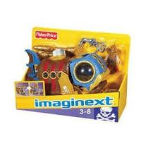 Imaginext Mattel Piranha Submarino Fisher-price