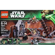 Lego Star Wars 75017 Dual On Geonosis (4 Minifigures -no Bra