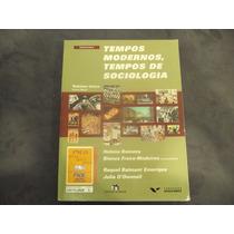 R/m - Livro - Tempos Modernos Tempos De Sociologia Vol Unico