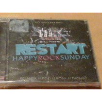 Cd Restart Happy Rock Sunday-pop Nac - Cd Lacrado