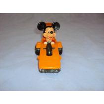 Brinquedo Antigo, Raro Tufão Do Mickey Da Estrela.