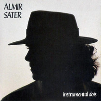 Cd Almir Sater - Instrumental Dois (lacrado) Box Trincado