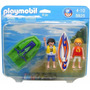 Playmobil Blister - 5925 - Surfer E Jet Ski - Aproveite
