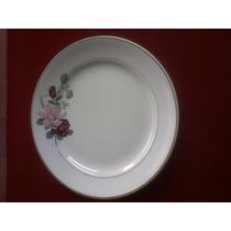 Prato Porto Ferrera 23cm Para Decorar Paredes Anos 80/90