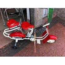 Lambretta Bandeirantes - Pedalcar - Anos 60