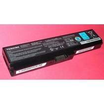 °° Bateria Notebook Toshiba Satellite U505 Series(original)