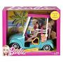 Barbie Carrinho De Golf Mattel -promoçao
