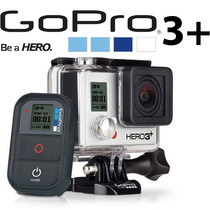 Câmera Gopro Hero 3+ Black Edition + 64gb C10 Full Hd 4k