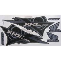Adesivo Xre300 2012 Azul, Faixa Original Completa