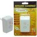 Repelente Eletrônico P/ Espantar E Repelir Mosquitos
