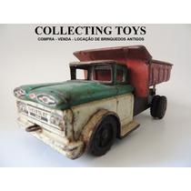 Brinquedo Antigo - Caminhão Chevrolet C 80 - Japan - Anos 60