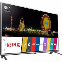 Smart Tv 3d Led 42 Lg 42lb6500 Full Hd Wi-fi + 4 Oculos 3d