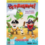 Os Piratinhas Dvd Infantil Musicas Animação