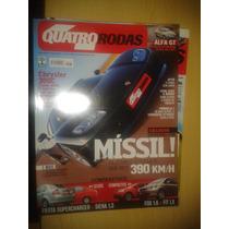 Revista Quatro Rodas N°532 Chrysler 300c - Koenigsegg Cc8s
