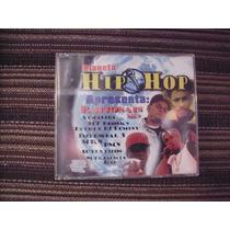 Hip Hop Cd Musica Racionais Mc`s E Outros Original