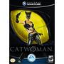 Jogo Mulher Gato Catwoman Nintendo Gamecube Original A6124
