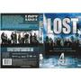 Dvd Lost - 4° Temporada - Disco 2 - Episódios 3-4(32391-cx7)