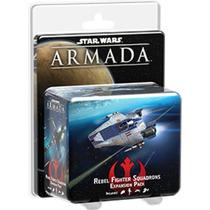 Rebel Fighter Squadrons - Expansão Jogo Star Wars Armada Ffg