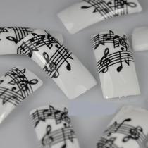 Unhas Postiças Partitura Musical