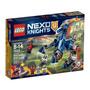 Lego Nexo Knights O Cavalo Mecânico - 70312