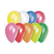 Balão/bexiga Lisa Nº 9 - Várias Cores - 500unid.