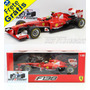 1/18 Hot Wheels Ferrari F138 Felipe Massa F1 2013