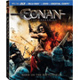 Filme Original Blu-ray Disc Conan The Barbarian 2011