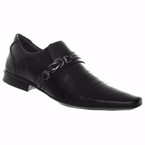 Sapato Social Masculino Kedoll 100% Couro Legítimo Leve 9912