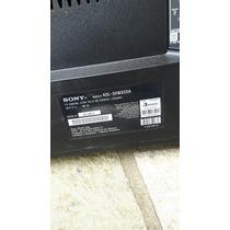 Tv Led Sony 50 Modelo Kdl-50w655a Com Tela Quebrada