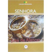 Livro - Senhora - José De Alencar - Livro Novo!