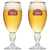 Conjunto Com Duas Taças Stella Artois 250ml