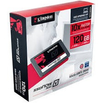 Hd Ssd Kingston Ssdnow V300 Series 120gb 2.5 Sata 3.