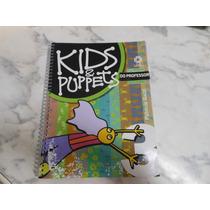 Livro Inglês Kids & Puppets 3- Livro Do Professor