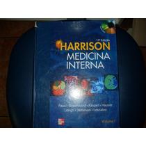 Harrison Medicina Interna 17ª Ed. Vo 1 Sem Cd