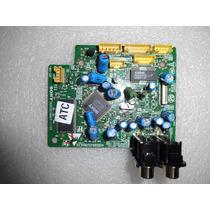Placa Principal Dvd Player Sony Modelo Dvp-sr320
