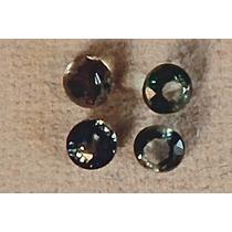 Rsp 1937 Safira Azul Volta 2,45mm Preço Por Pedra 0,09 Ct
