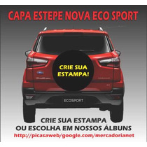 Capa Estepe Personalizada Ecosport, Novaeco, Crossfox, Aircr