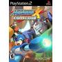 Dvd Ps2 Mega Man X Collection - Lacrado