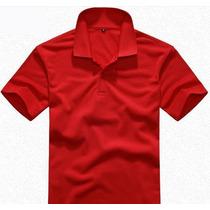 Camisa,camiseta Gola Polo Piquet ¿ Para Uniforme, Masc.e Fem