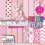 Kits Papel Scrapbook Digital Angelina Ballerina - Ml17