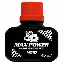 Aditivo Para Gasolina Tanque De Moto Bardahl Max Power Moto