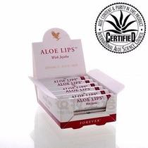 Aloe Lips Protetor Labial Com Jojoba Forever Living
