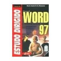 Microsoft Word 97 Ed 12 - Maria Izabel N. G. Manzano