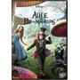 Dvd Filme Alice No País Das Maravilhas -johnny Depp