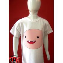 Camiseta Infantil Finn, Hora De Aventura