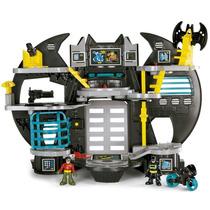 Imaginext Nova Batcaverna Mattel