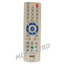 Controle Remoto Receptor De Parabólica Visiontec Vt3000 4000