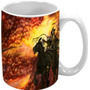 Caneca Iron Maiden Death On The Road Eddie